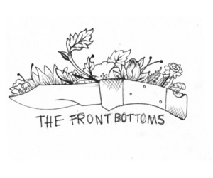 grunge, art, and the front bottoms image