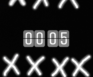 five, midnight, and waiting image