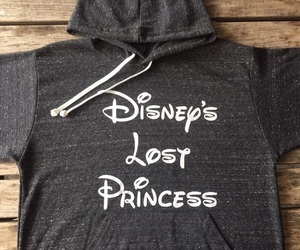 clothes, disney, and hoodie image