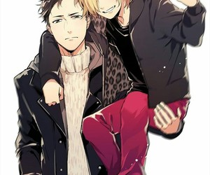 bl, yuri plisetsky, and yoi image