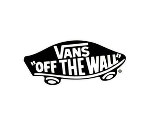 vans, shoes, and Logo image