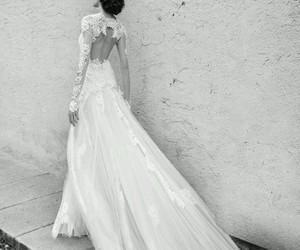 beautiful, dress, and elegance image