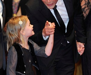 actor, mads mikkelsen, and actress image