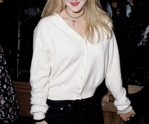 drew barrymore and 90s image