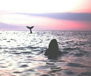 Dream, girl, and mermaid image