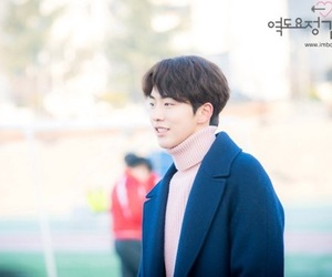 kdrama, nam joo hyuk, and weightlifting fairy image