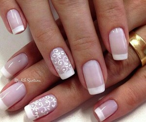 nails and french image
