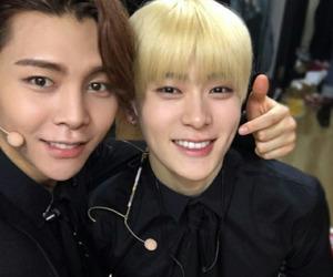 jaehyun, johnny, and smrookies image