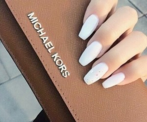 nails and Michael Kors image