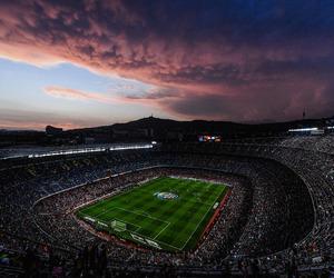 Barcelona, beautiful, and court image