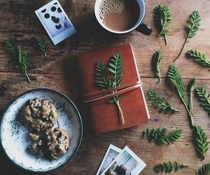 coffee, Cookies, and photo image
