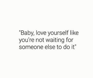 baby, deep, and quote image