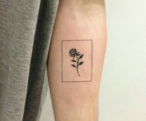 aesthetic, style, and tatoo image