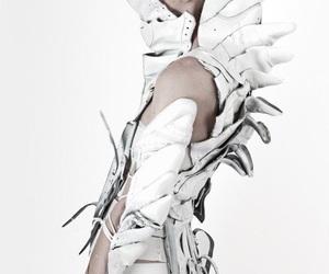 armor, bones, and editorial image