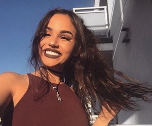girl, maggie lindemann, and goals image