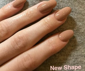 nails, jenner, and kylie image