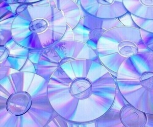 cd, purple, and tumblr image