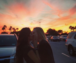 lesbian, love, and lgbt image