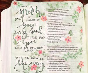 art, bible, and faith image