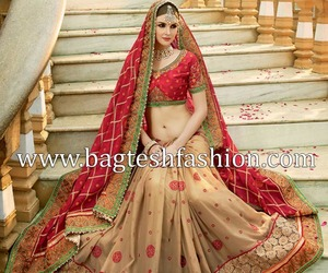 bridal, indian wedding, and bride image
