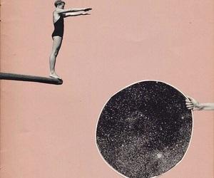 art, galaxy, and grunge image