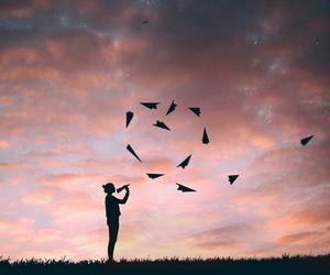 sky, creative, and fairy tale image