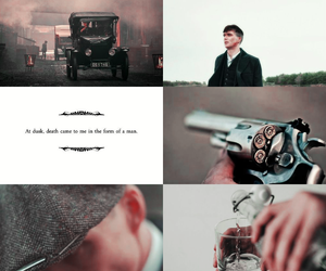 aesthetic, cillian murphy, and Shelby image