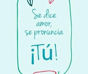 frases, amor, and frases en español image