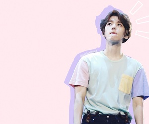 exo, headers, and pastels image
