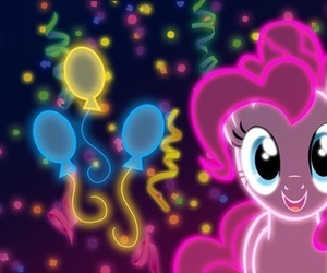 pinkie pie and my little pony image
