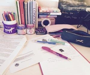 motivation, notebook, and organization image