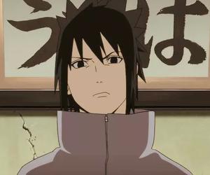 naruto, sasuke, and uchiha image