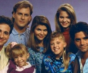 full house, tv, and 80s image