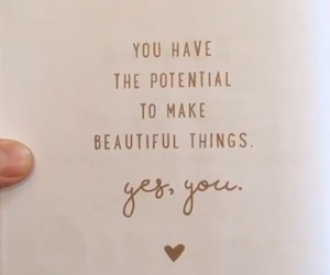 positive, qoute, and made by mary image