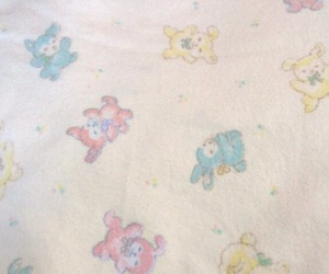 baby, sheets, and childhood memories image