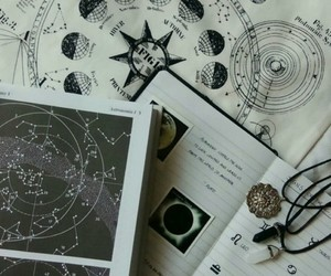 astrology, astronomy, and book image