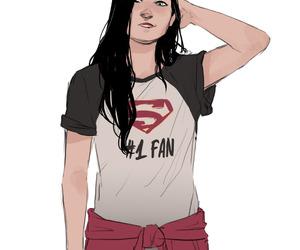 Supergirl, kara zor-el, and lena luthor image