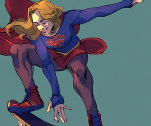 fanart, katie mcgrath, and Supergirl image