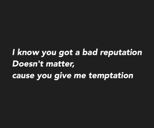 black, Lyrics, and music image