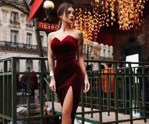 girl, fashion, and woman image