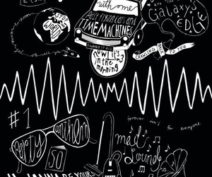 arctic monkeys, music, and band image