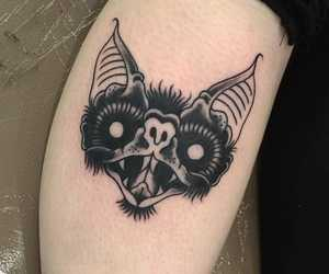 bat, Tattoos, and angelo parente image