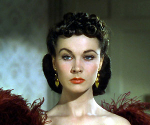 vivien leigh, Gone with the Wind, and Scarlett O'Hara image