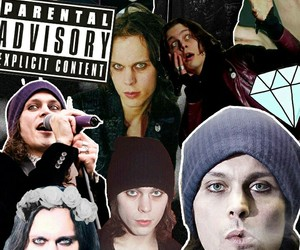 Collage, him, and ville valo image