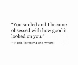 goals, smile, and words image