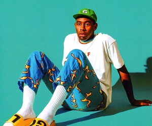 tyler the creator and golf image