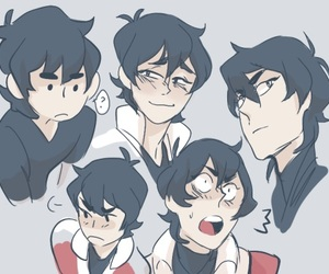 amazing, fan art, and keith image