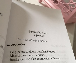 amour, book, and francais image