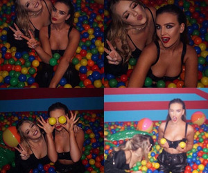 lm, perrie edwards, and little mix image