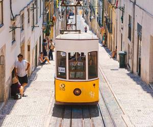 lisbon, portugal, and travel image